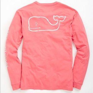 Vineyard Vines Whale Pocket Shirt